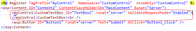 Customtextbox