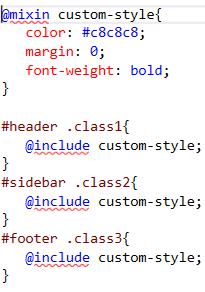 mixin-code