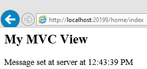 FirstMVC