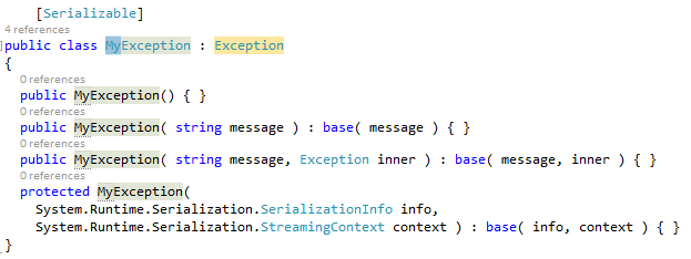 8- Exception