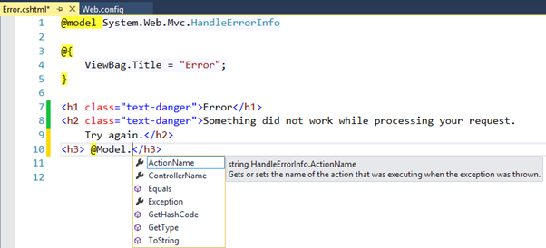 Few ways of Handling Exceptions in ASP NET MVC | Code Wala